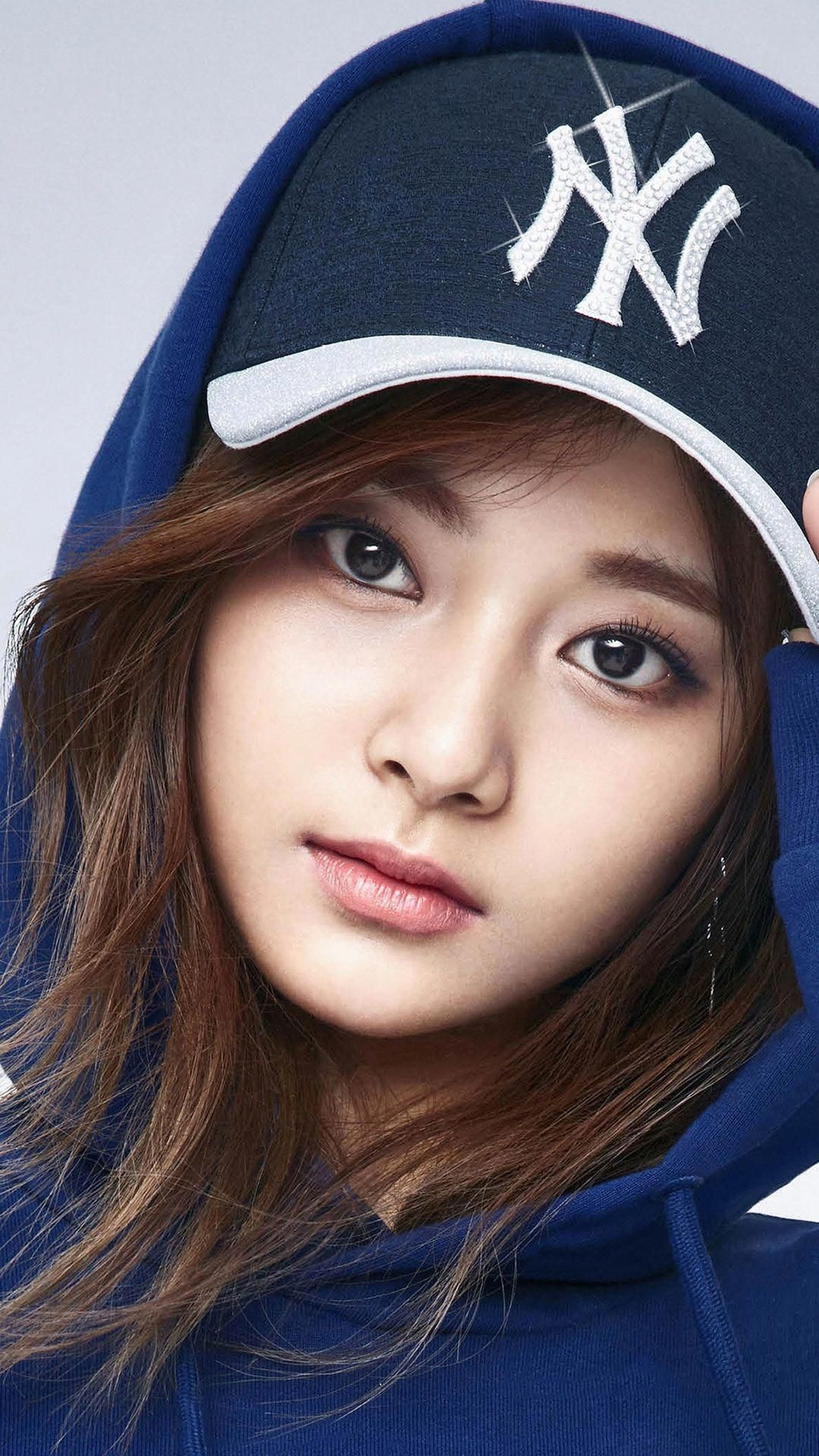 Tzuyu Kpop Girl Idol Face Iphone 6 Wallpaper
