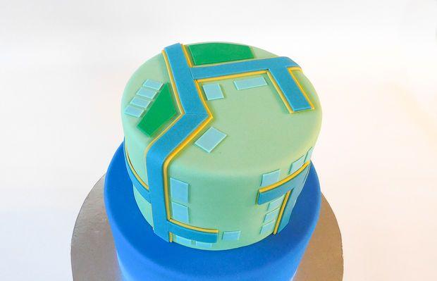 Resultado de imagem para pokemon go cake