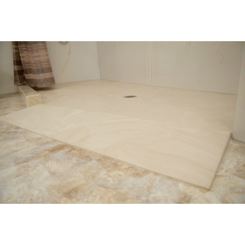 Cultured Marble Shower Ramp Cultured Marble Shower Marble Showers Cultured Marble