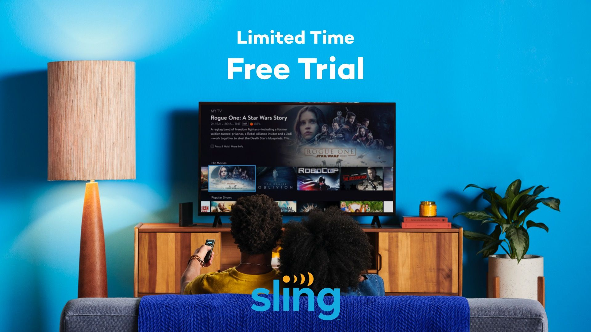 streaming tv free trial by FOMOPOP