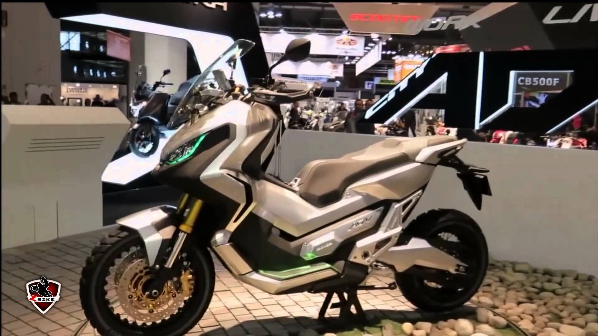 honda adv adventure scooter 2017 motos chivas pinterest motos y chivas. Black Bedroom Furniture Sets. Home Design Ideas