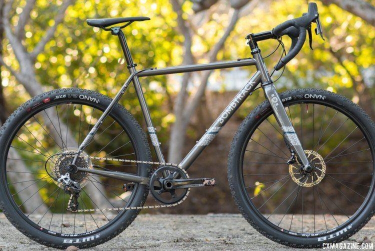 Reviewed Bombtrack Hook Ext Gravel Bike Cyclocross Geometry