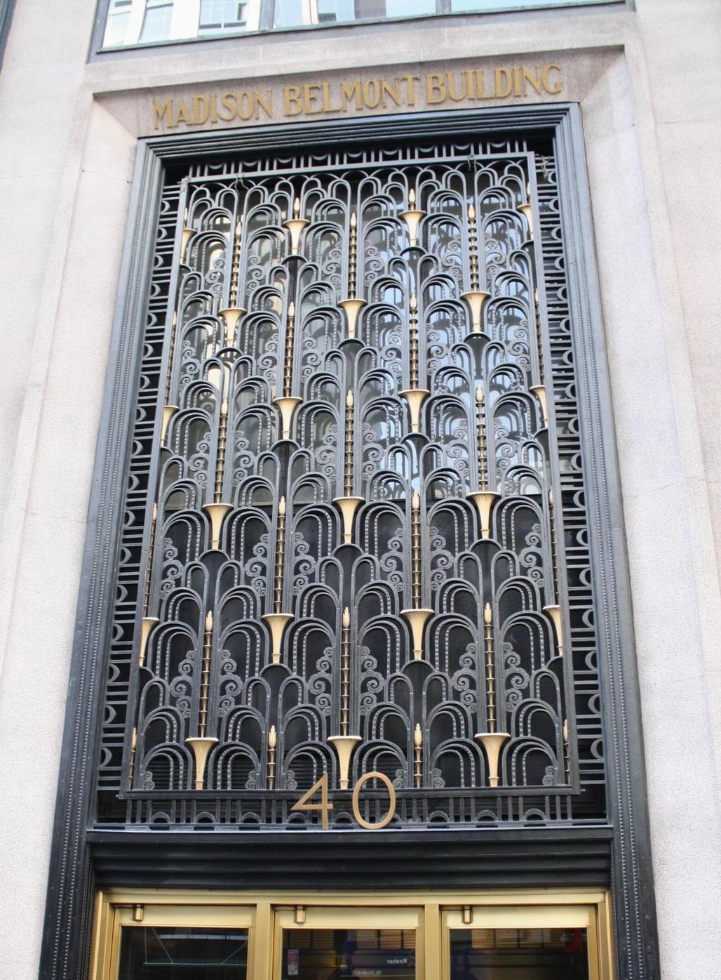 Art Deco In New York City With Images Art Deco Architecture