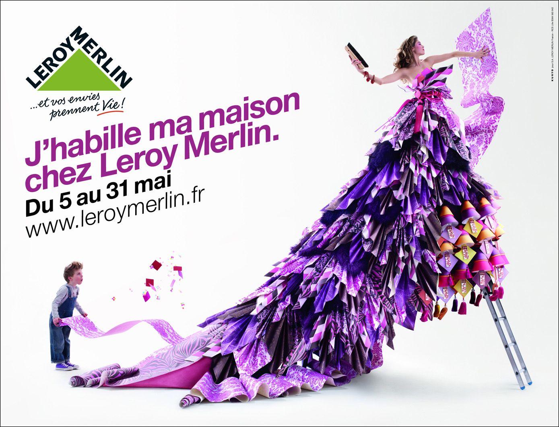 Leroy Merlin Campagne Kuryo Creative Banners Merlin Creative