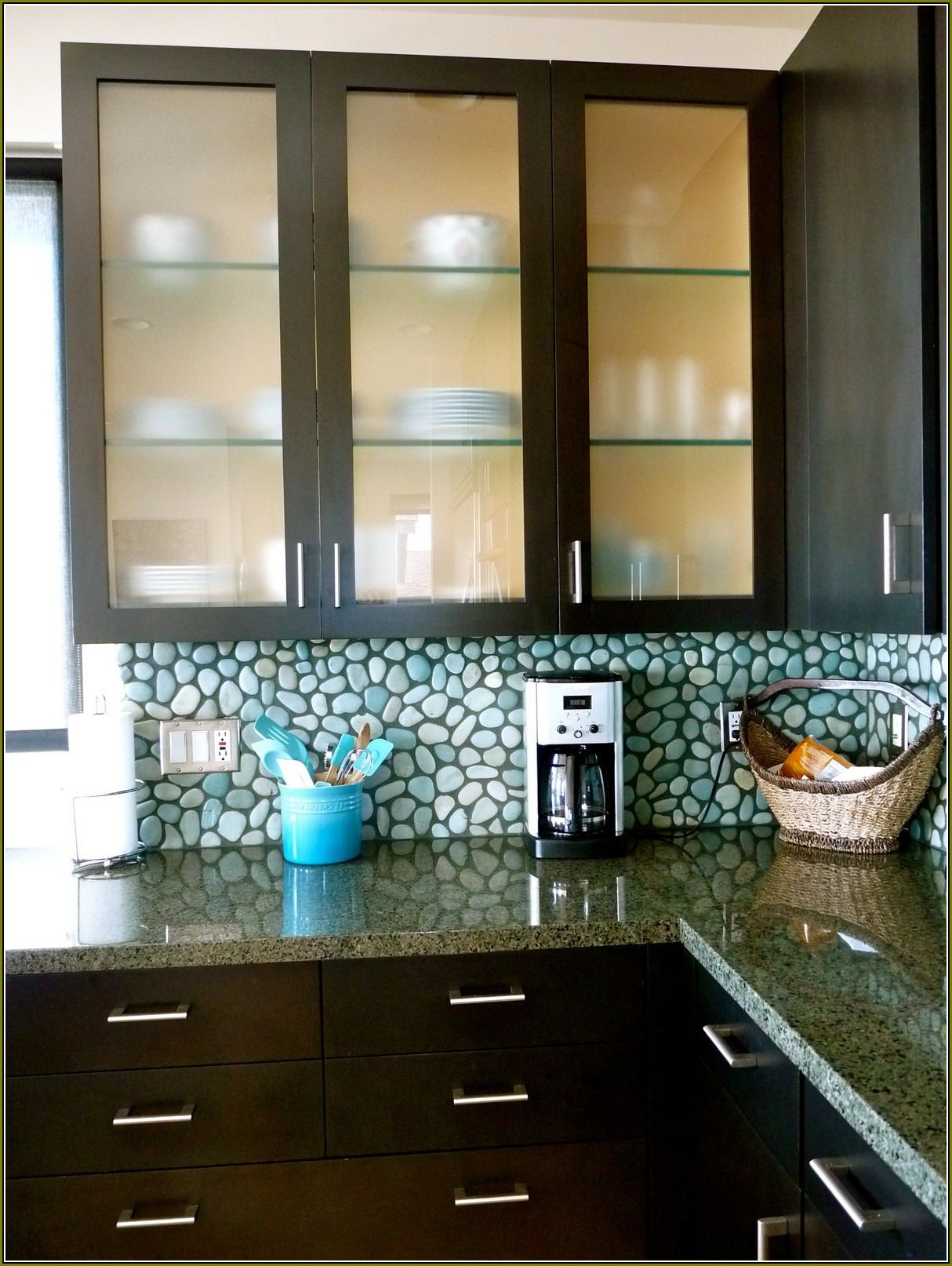 Frosted Glass Doors 2021 in 2020 Glass kitchen