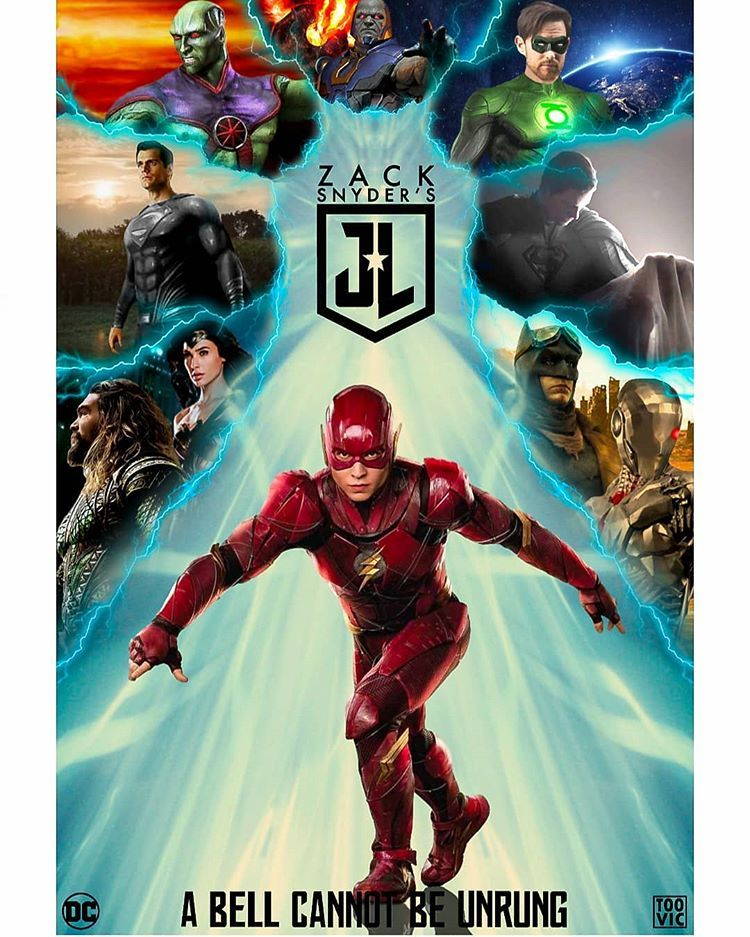 Toovic บน Instagram Special Poster For The Zack Snyder S Justice League Event Zsjlfanpostersevent Releasethesnydercut Zacksnyder Clayenos Larryfong