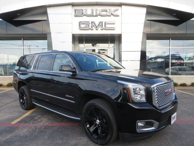 New Black 2015 Gmc Yukon Xl 1500 For Sale In Sherman Texas Vin