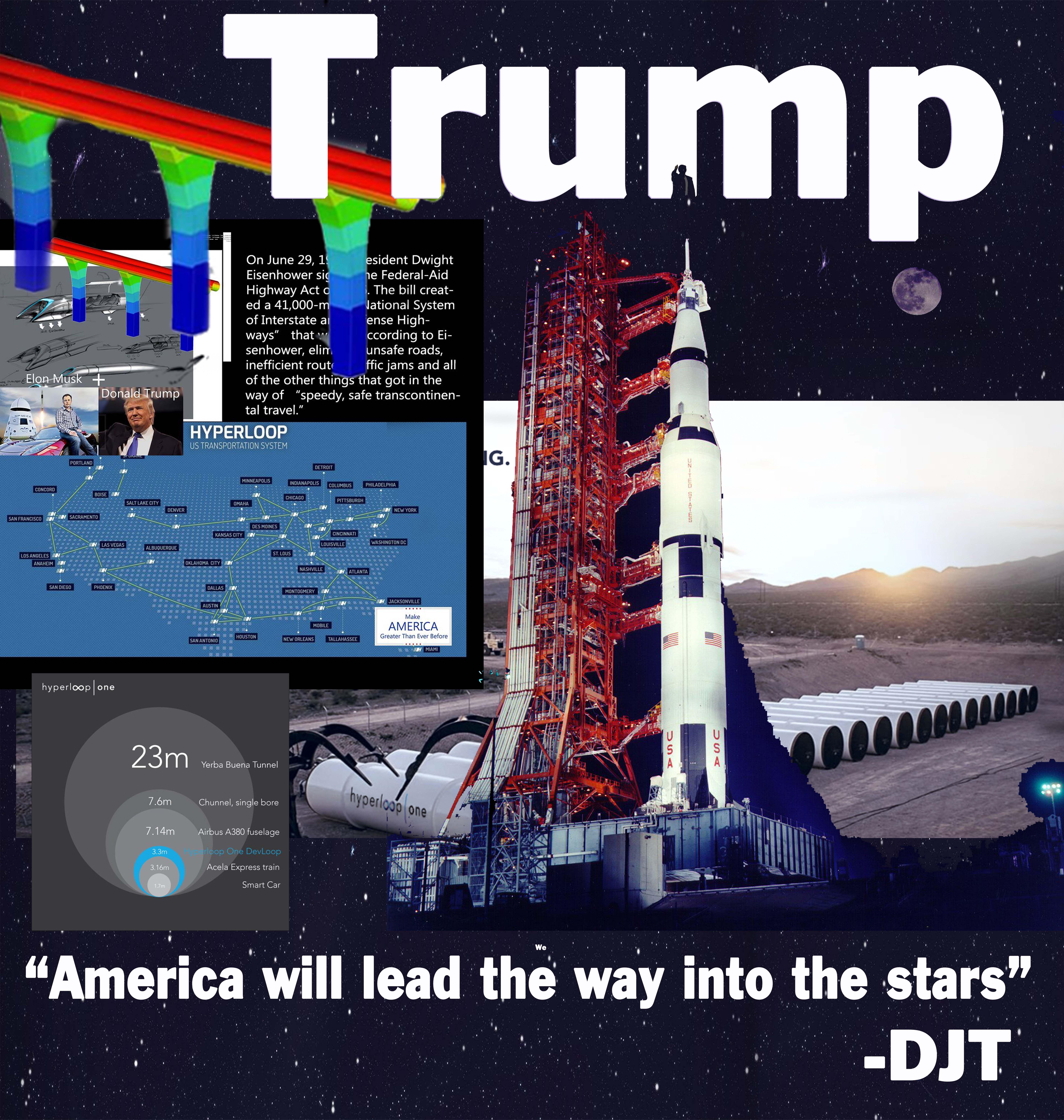 #Trump Addressing #Future #Technology #Space #Exploration & New #Infrastructure     #Vote #DJT|@realDonaldTrump    https://www.c-span.org/video/?417444-1/donald-trump-campaigns-sanford-florida&live&vod