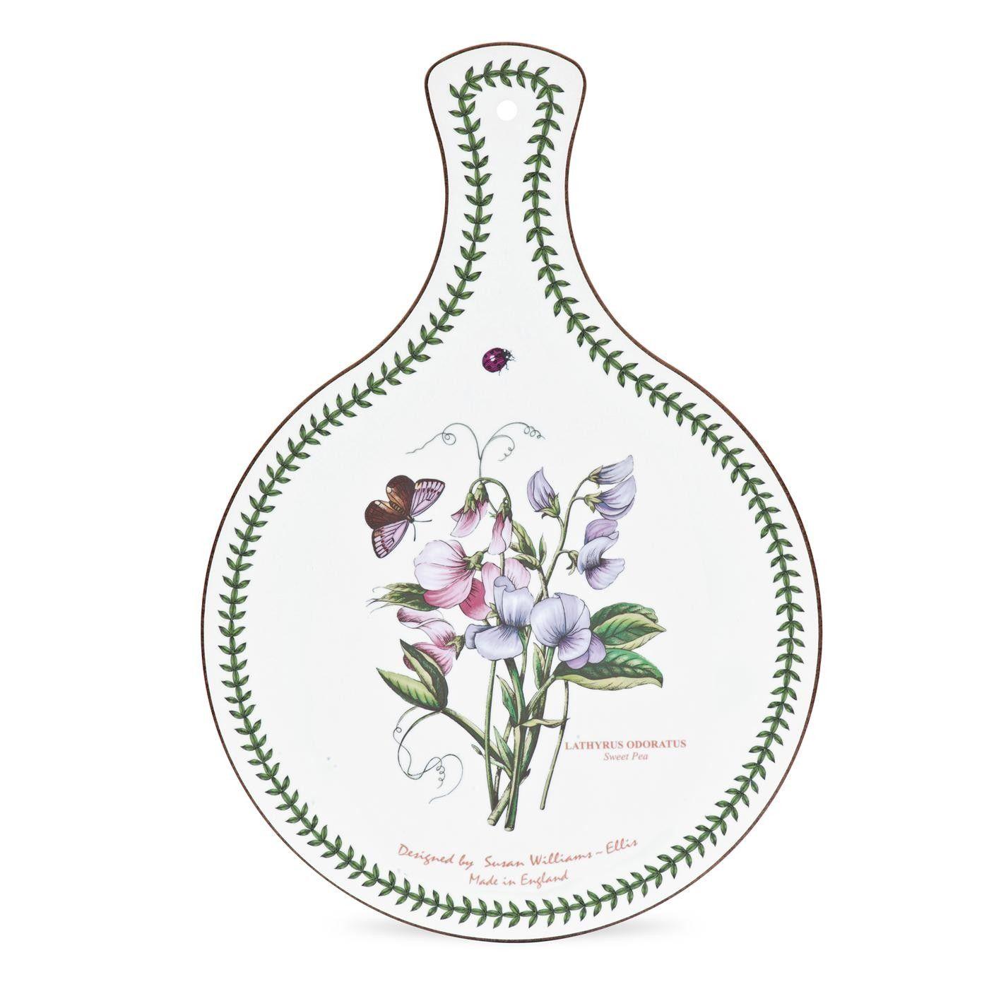 Portmeirion Botanic Garden ~ Set 4 Measuring Spoons ~ Sweet Flowers /& Butterfly