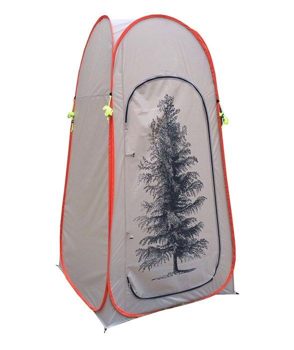square toilet tent Pops up and easy to put away Great Tree Print Design Product information RRP Delivery  sc 1 st  Pinterest & This pop up toilet changing or utility tent is perfect for ...