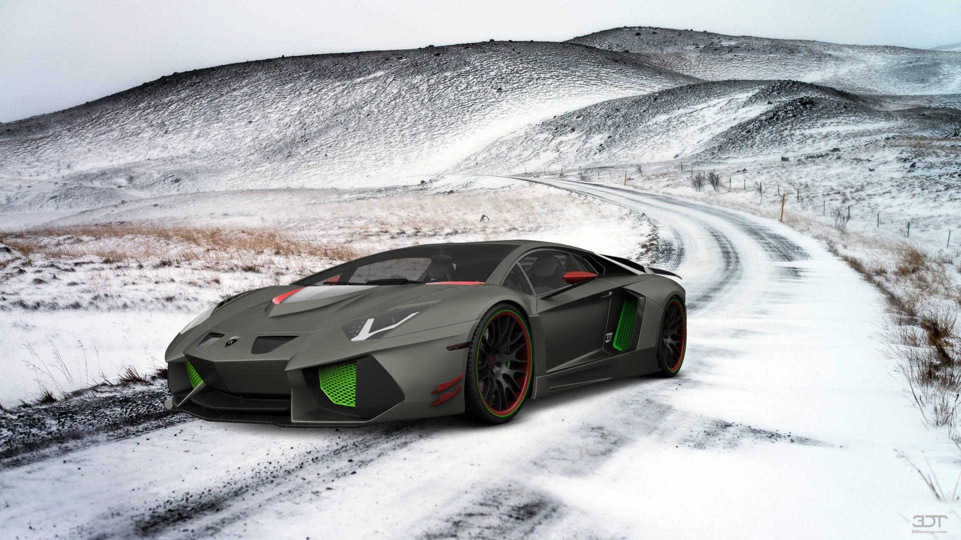 Checkout my tuning Lamborghini Aventador 2012 at 3DTuning