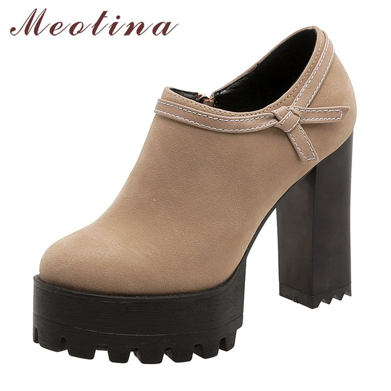 Size 33-42 Spring Autumn Woman Leather Shoes Lady Leather Shoes Soft Woman Flats Black