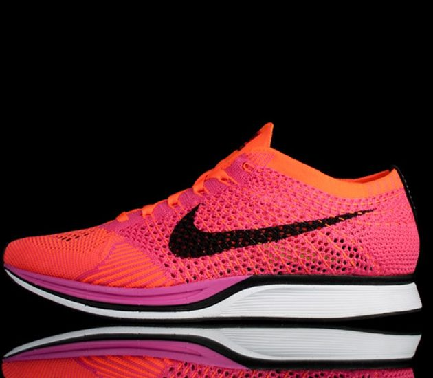 italy nike flyknit air max pink and orange outfit e193c d0d53