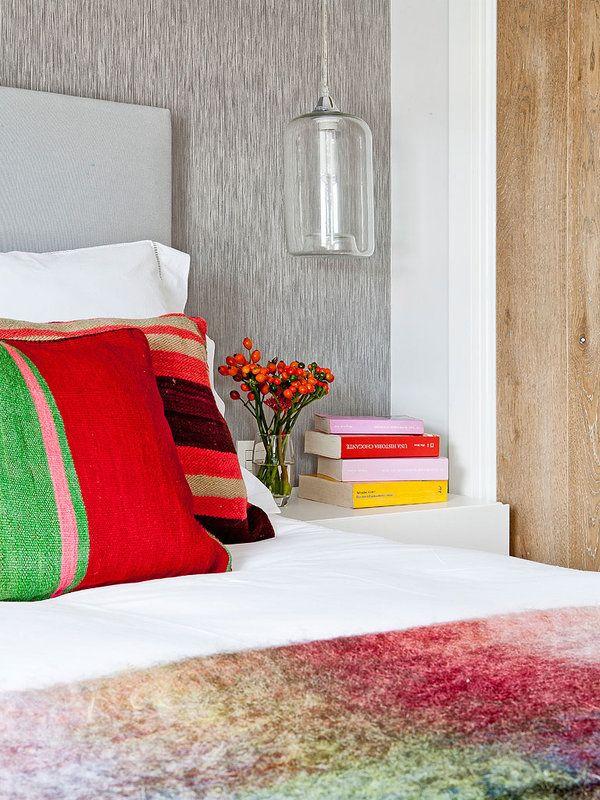 Two-level apartment in Madrid: http://agnieszkabuchta.pl/dwupoziomowe-mieszkanie-madrycie/