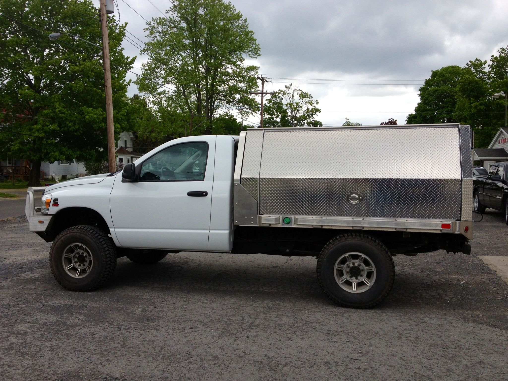 My Custom Farrier Body Custom Truck Beds Farrier Custom Trucks