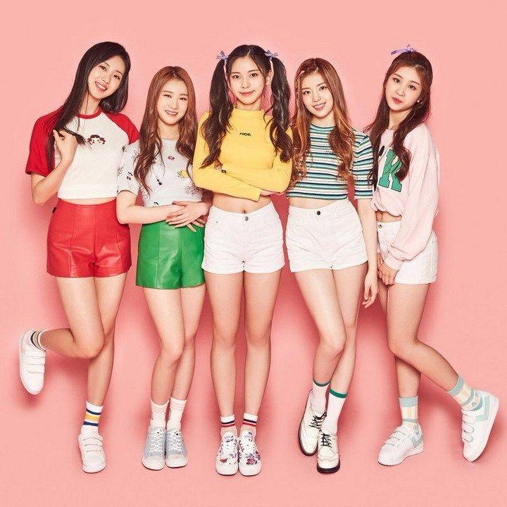 Korean Girl Group