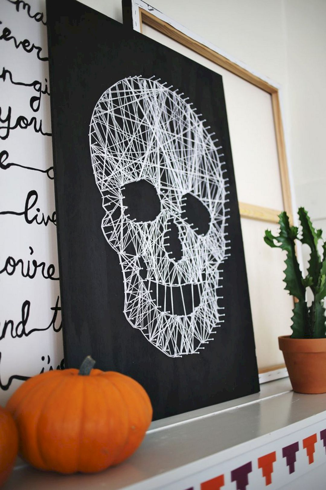 Best 10+ DIY Halloween Decoration You Can Create Itself at Your Home