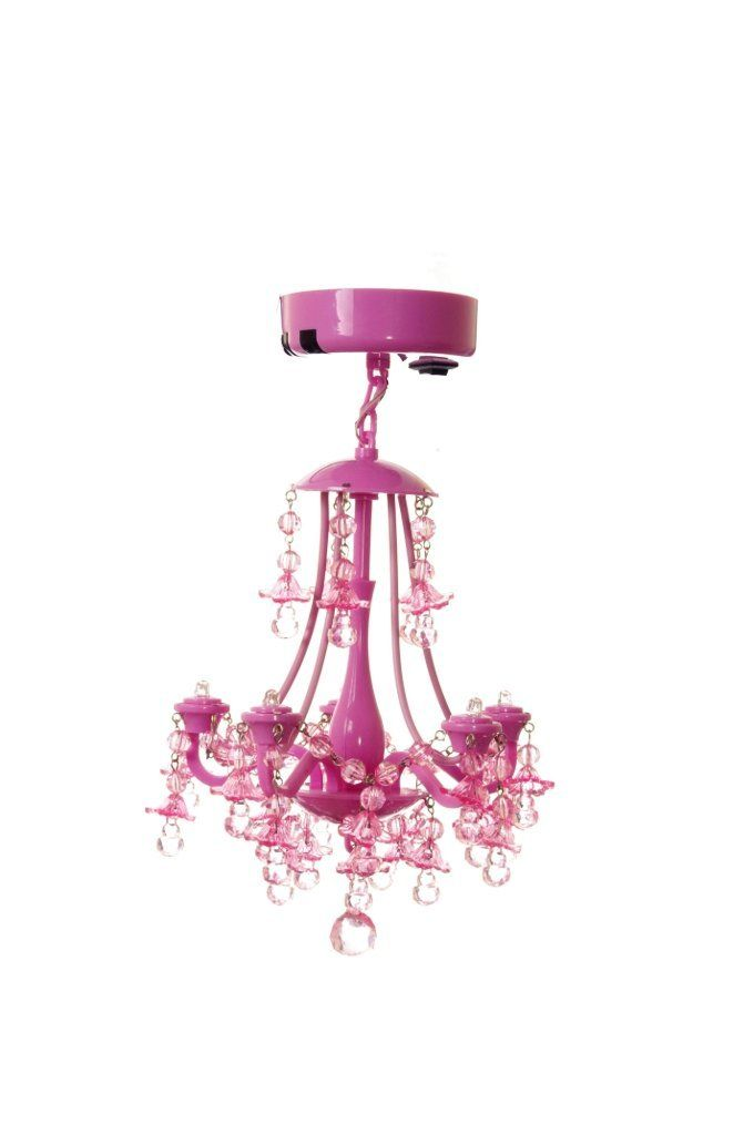 Locker Lookz Pink Motion Sensor Led Chandelier And The Medium For It Lamp Clip On Ceiling Fans Hobby Lobby