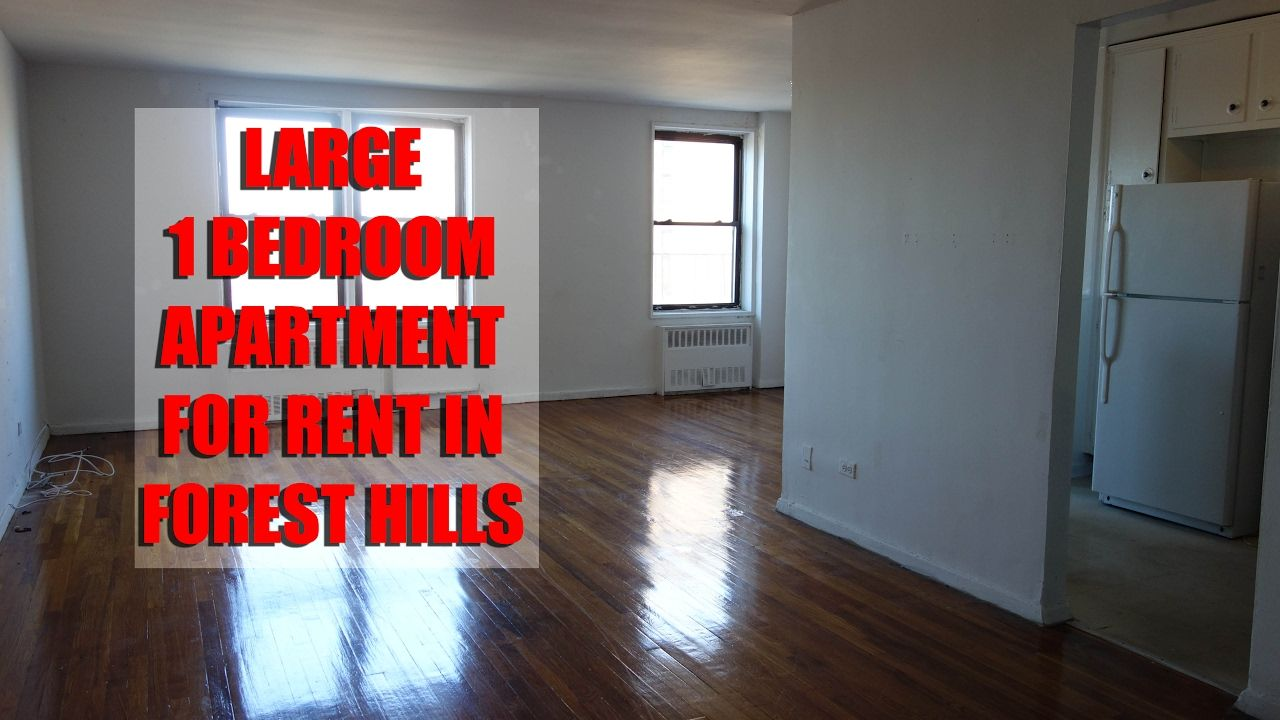 Large and Bright 1 Bedroom apartment for rent in Forest