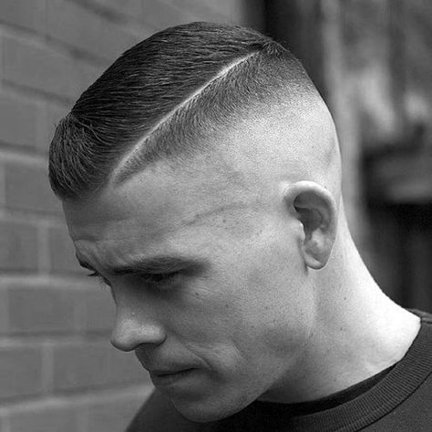 9+ Amazing Military Haircut Styles For Guys Tags: Military Haircut Fade  Indian Military Haircut