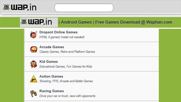 Wapin Wap In Free Games Download Wap In Trendebook Download Games Free Games Play Game Online
