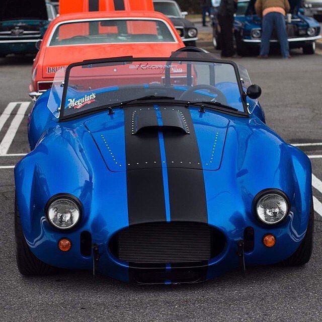 Ford Shelby Cobra, Shelby Cobra, Muscle Cars