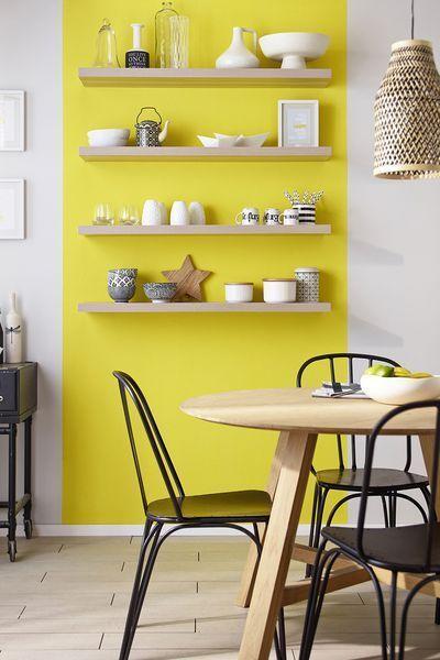 Peindre une porte bleue DIY Pinterest Wall colors, Salons and