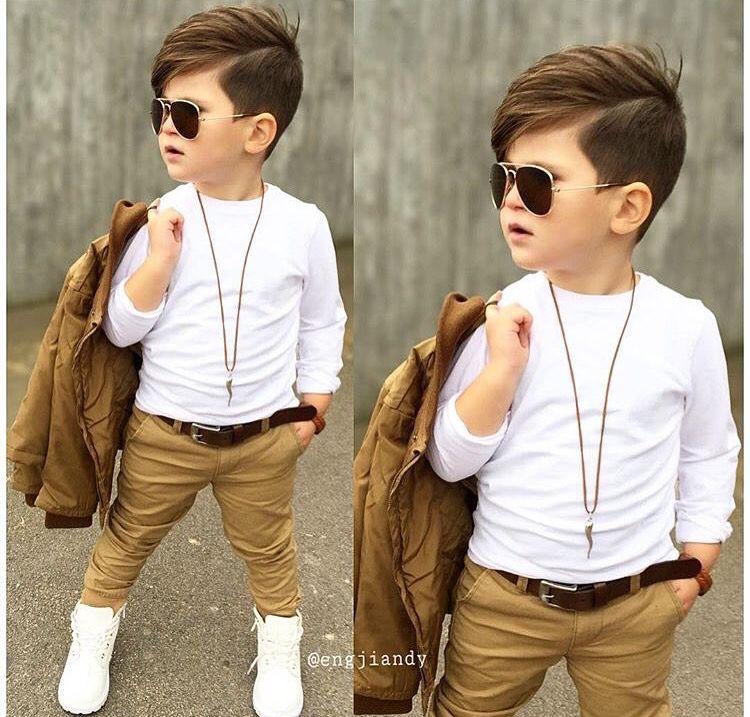 Boys style.