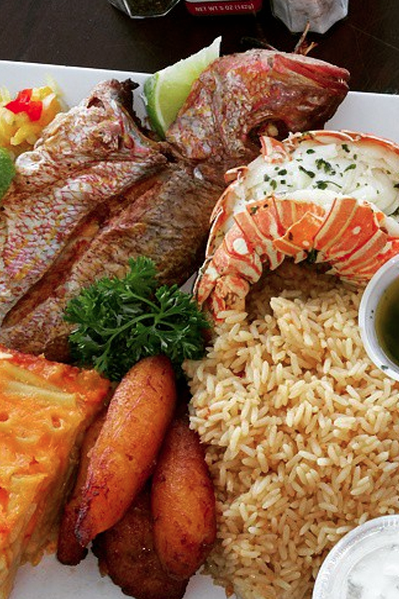 8 Hours In Nassau Delicious Dishes Bahamian Food