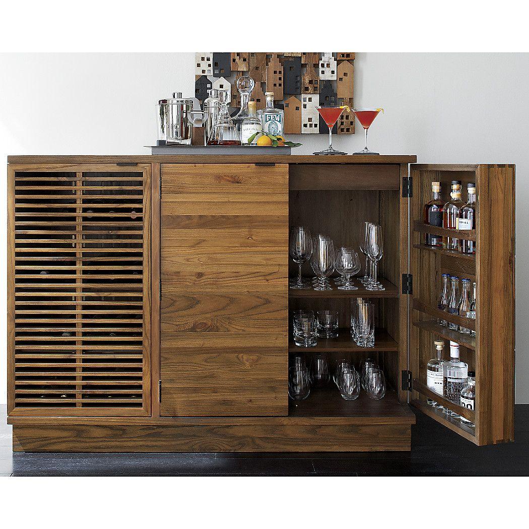 Marin Natural Bar Cabinet Reviews Crate And Barrel Bar Cabinet Home Bar Accessories Modern Home Bar