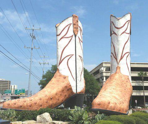 World's Largest Cowboy Boots San Antonio, TX, United