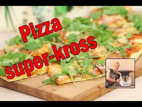 Thermomix® TM5 - Pizza, super-kross vom Zauberstein