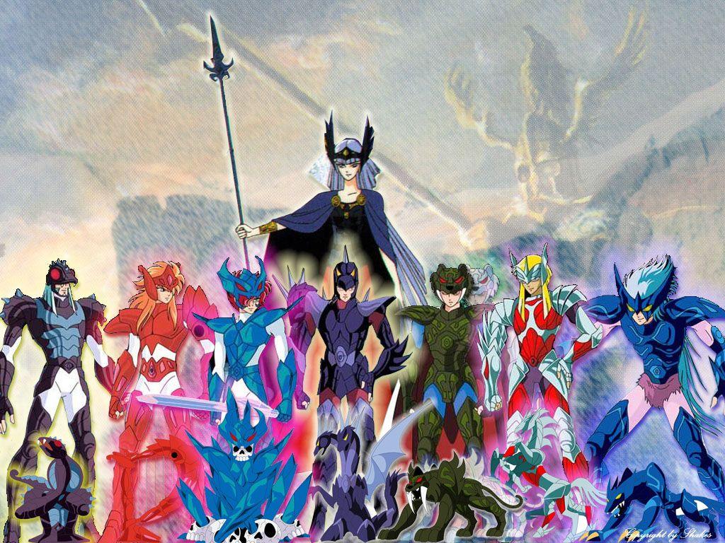 画像 聖闘士星矢 壁紙だ Los Caballeros Del Zodiaco Imagenes