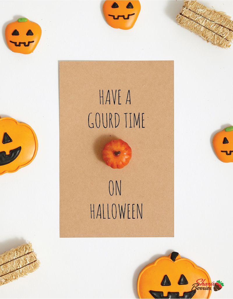 diy cards: fun with halloween puns | celebrate halloween | pinterest