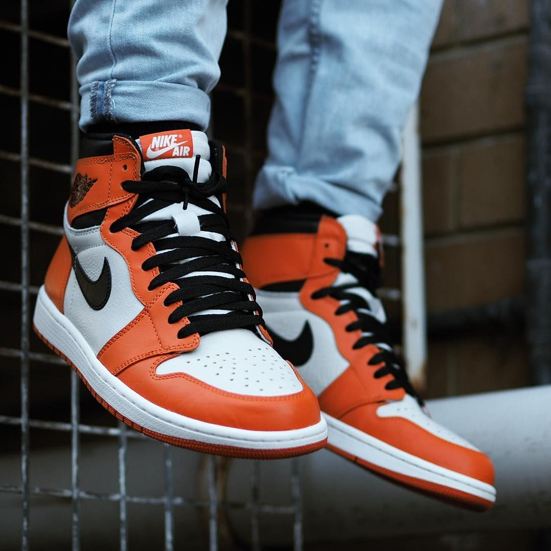 Air Jordan 1 Retro High Og Reverse Shattered Backboard With