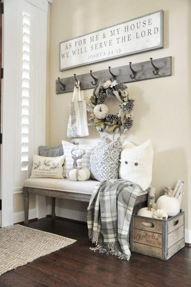 25+ Awesome DIY Farmhouse Home Decor Ideas On A Budget | Budgeting ...
