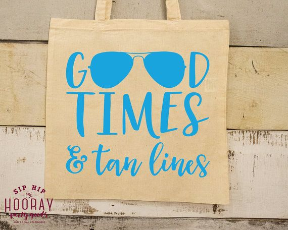 Beach Bag Tote Canvas Weddings Custom Wedding Welcome Party Favor 1664