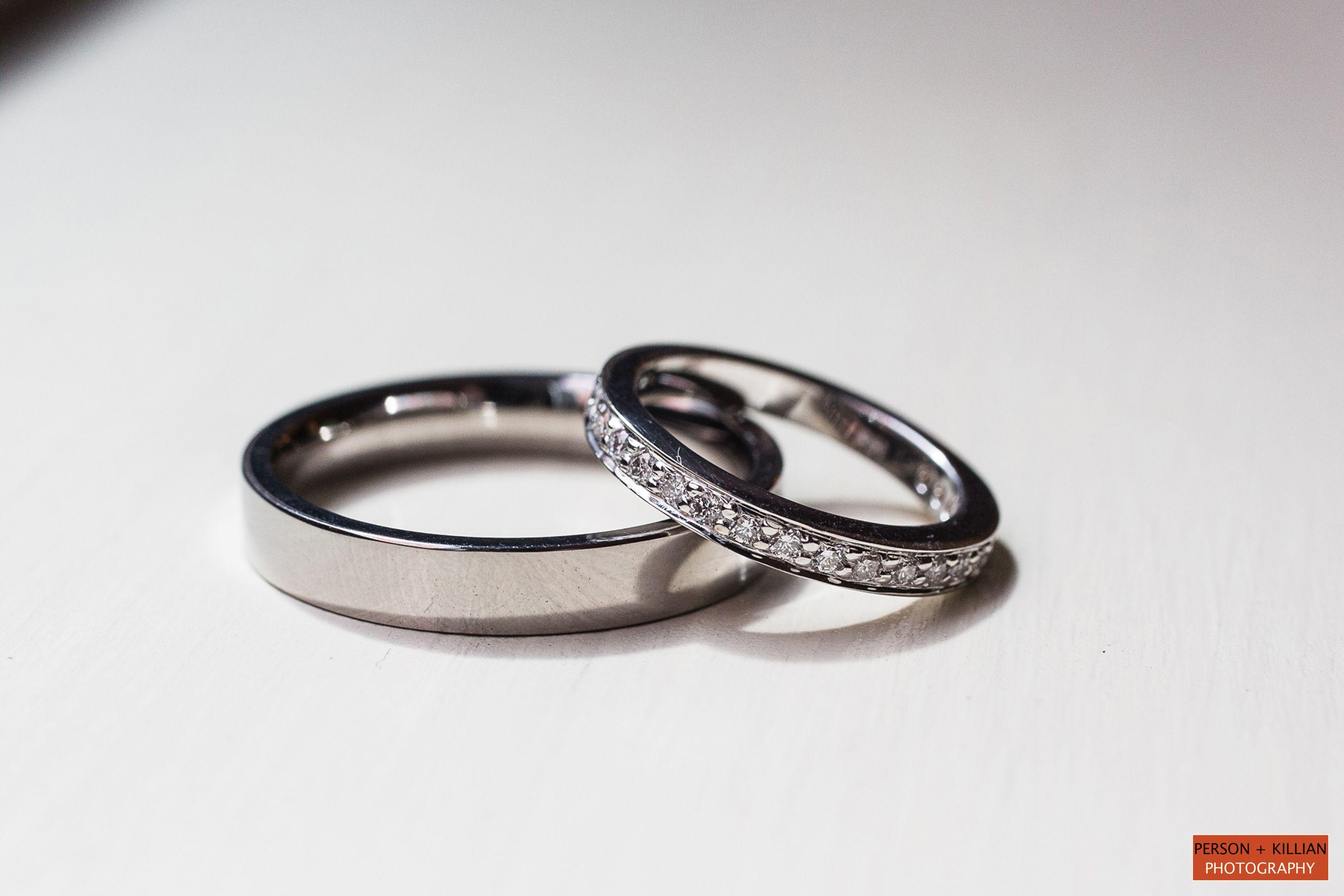 Wedding Band Photography Silver And Diamond Wedding Rings Slim Band Wedding Ring His And He Boston Wedding Photographer Wedding Boston Diamond Wedding Rings