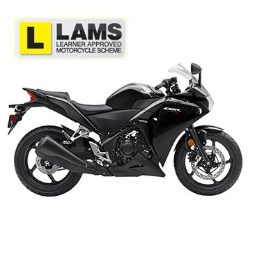 Cbr250r Abs Honda Motorcycles Comes In Red Black And Blue White