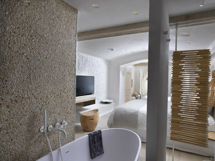Kenshō Boutique Hotel  Suites On Mykonos Hotel suites, Mykonos
