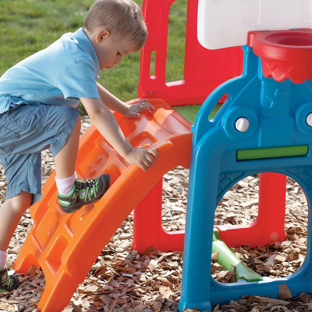 Game Time Sports Climber™ Kids climber, Kids slide
