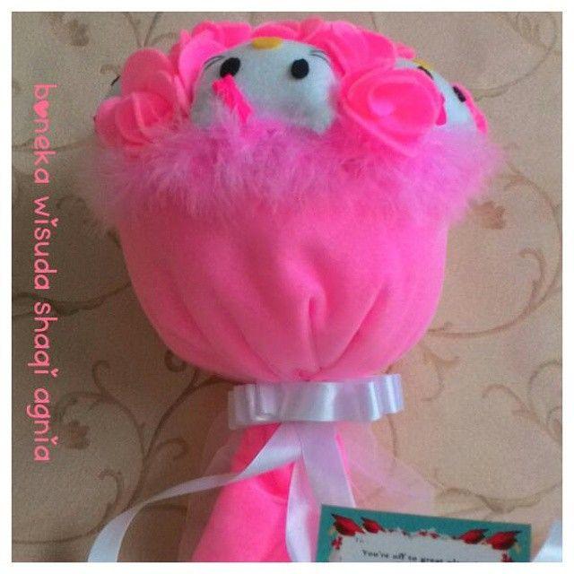 Bouquet Hello Kitty 085868182739 Boneka Lucu Boneka Bear Boneka Flanel Boneka Doraemon Boneka Murah Boneka Cantik Boneka Hello Kitty Kain Flanel Boneka Flanel