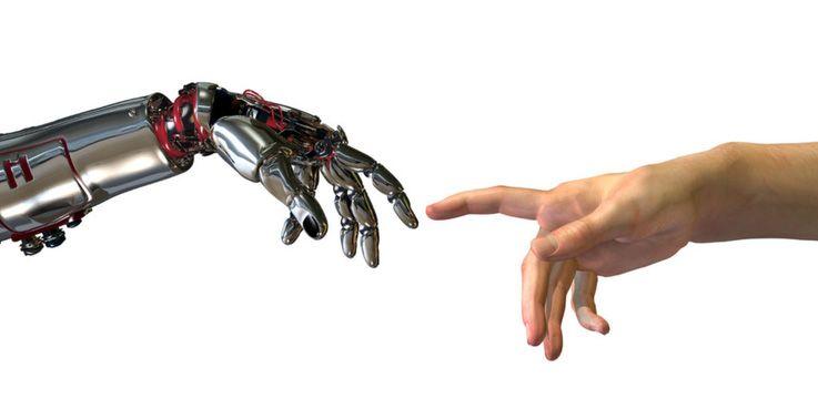 ... Un millonario ruso planea crear cyborgs en 2045.
