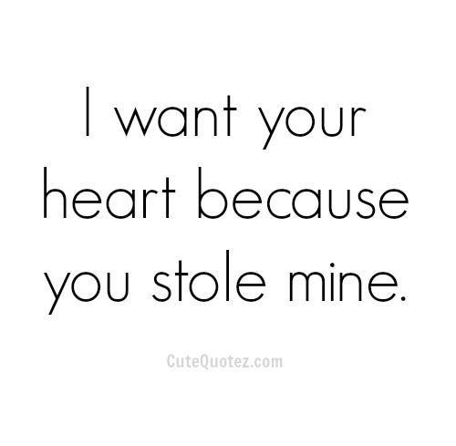 Romantic quotes for your crush