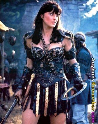 Xena, warrior princess