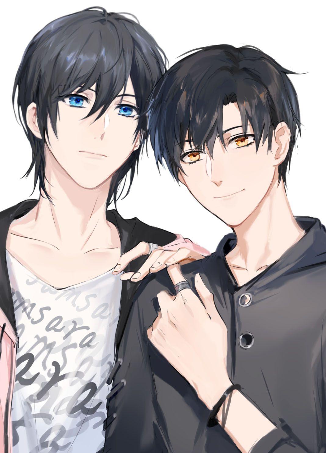 Anime Boy Cool