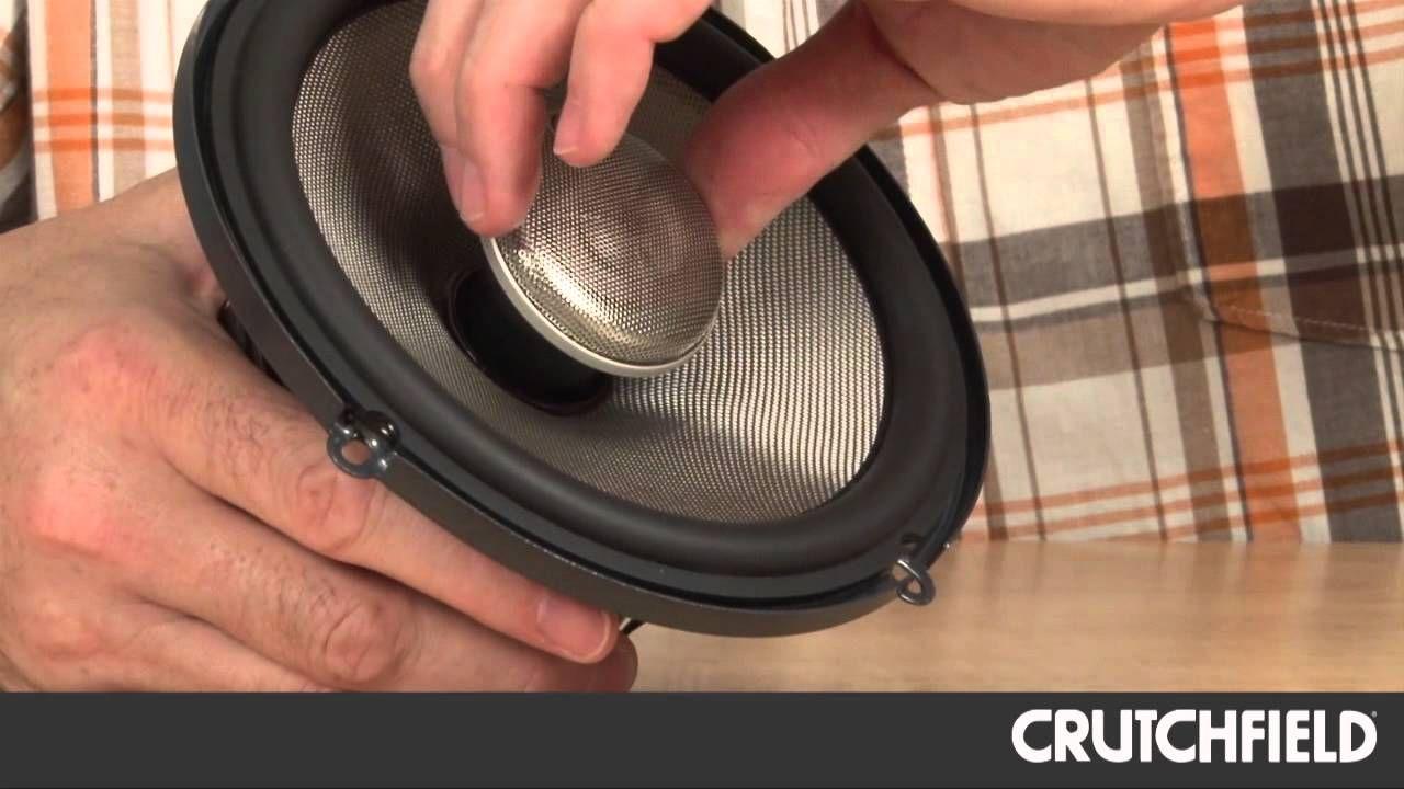 Infinity Kappa Car Speakers Overview Crutchfield Video Audio