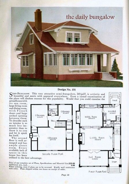 Daily bungalow house plans blueprints home 4 home f pinterest daily bungalow house plans blueprints home 4 malvernweather Images