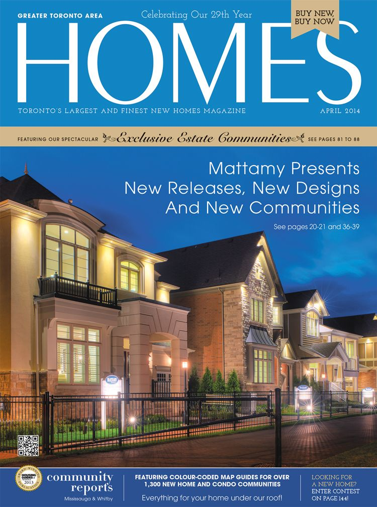 Find your new home with HOMES Magazine. Online to read free at ...