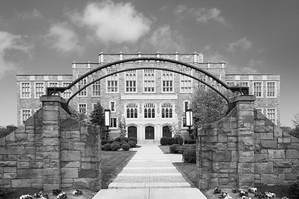 Albany Law School Gate By University Icons Law School